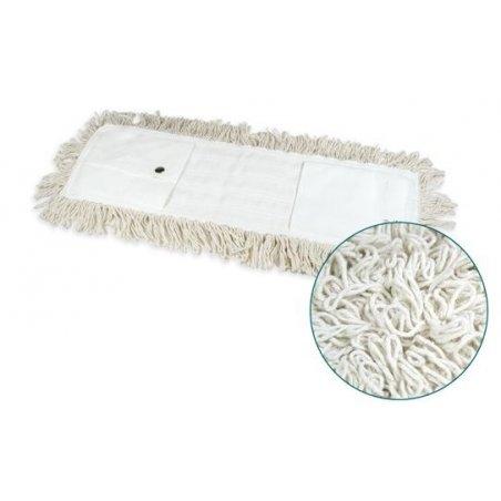 Recambio mopa plana industrial algodón 15x145 cms