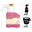 Detergente, desinfectante, desincrustante TASKI Sani 4 in 1 SD