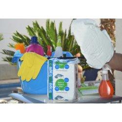 Trapo de algodón sábana para limpieza o cubremopas. 2 kg