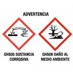 Desinfectante de superficies. Ámbito sanitario 5 Kg