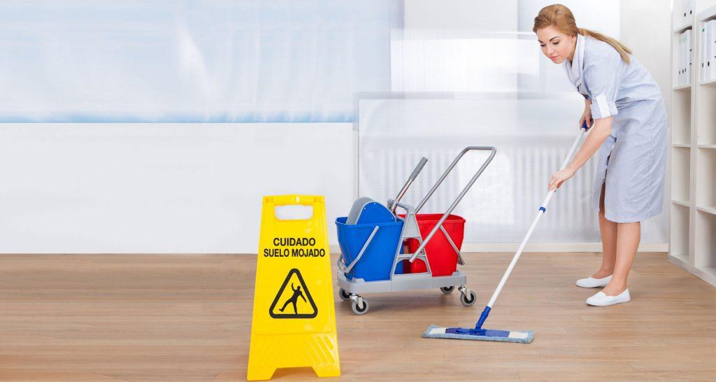 Como tener una empresalimpia blog de la limpieza for Trabajo para limpiar oficinas