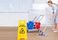 Una #empresalimpia es mucho más que limpiar el suelo