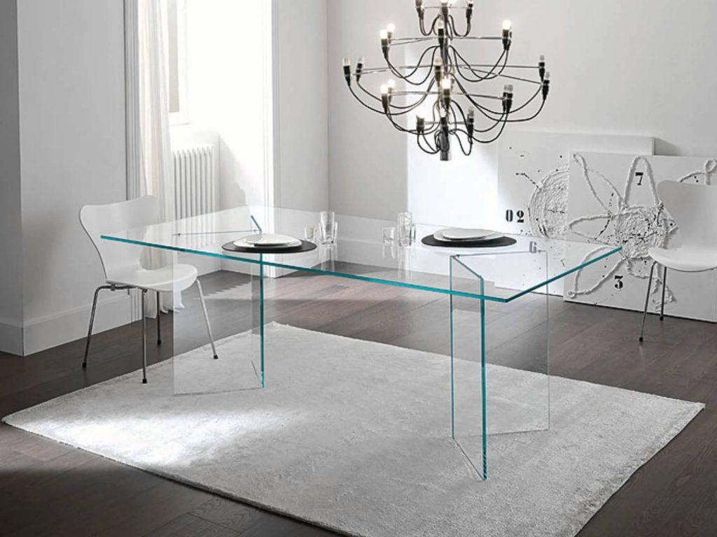 Resultado de imagen para Muebles de cristal en casa