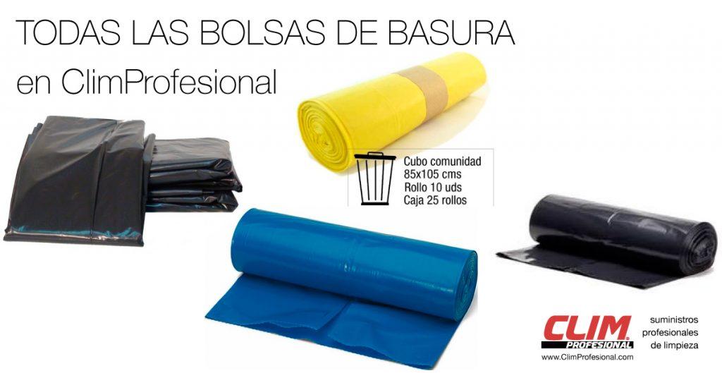 GrosorColores BasuraSu Y De Tamaños Tipos Bolsas L4j5RA3q