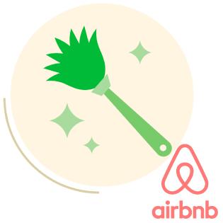 Estándares limpieza de Airbnb