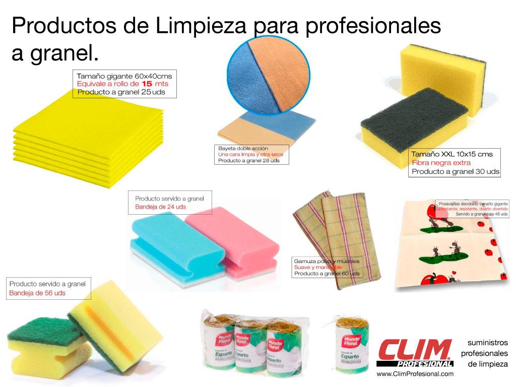 Productos de limpieza a granel para profesionales - Productos de limpieza ecologicos ...