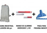 packs de productos de limpieza