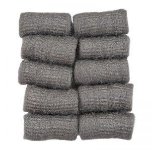 para que sirve la lana de acero