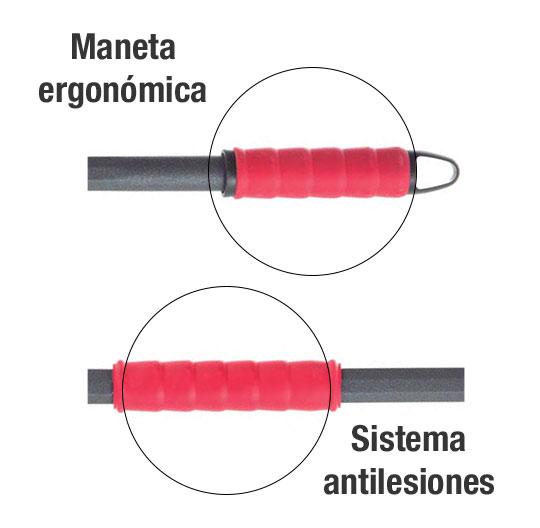 mango ergonómico para mopas