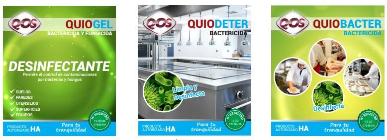 Productos para Higiene Alimentaria HA