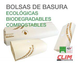 bolsas de basura ecológicas
