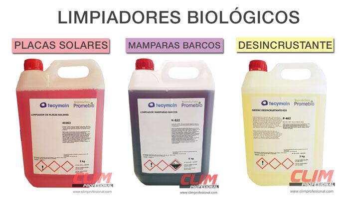 productos biologicos limpieza