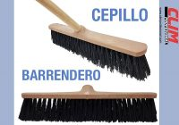 cepillo barrendero