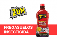 FREGASUELOS INSECTICIDA ZUM
