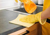 desinfectar bayetas