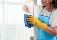 ventanas limpias y transparentes
