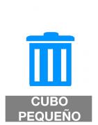 Bolsas de basura para cubo pequeño