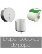 Dispensadores de papel