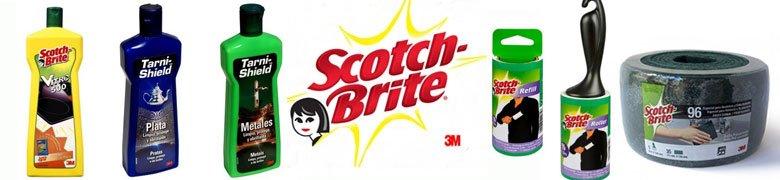 limpieza 3m scoth brite