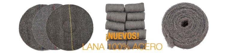 lana de acero