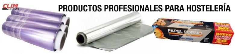 productos papel hosteleria film aluminio y horno