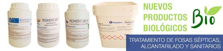 productos biologicos de limpieza