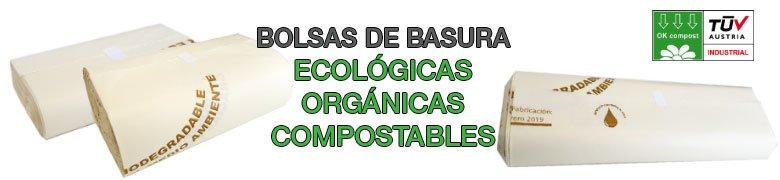 bolsas de basura compostables